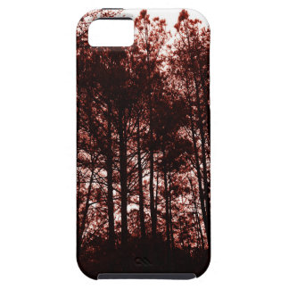 Surreal Crimson Forest Case For The iPhone 5