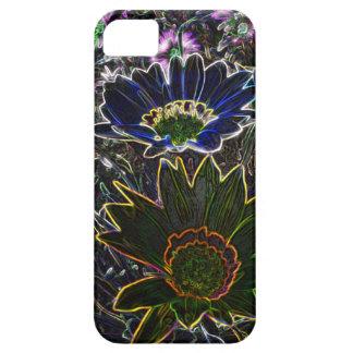 Surreal Rockery Flowers iPhone 5 C-M B T™ Case