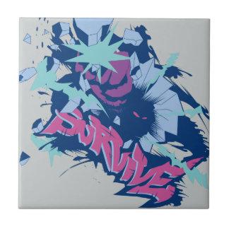 Survive (Ice color ver.) Tile
