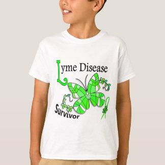 Survivor 6 Lyme Disease T-Shirt