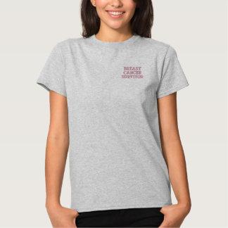 Survivor Embroidered Shirt