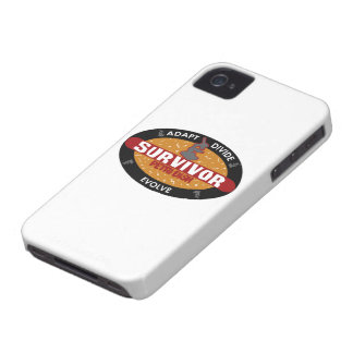 Survivor Petri Dish iPhone 4 Case-Mate Cases