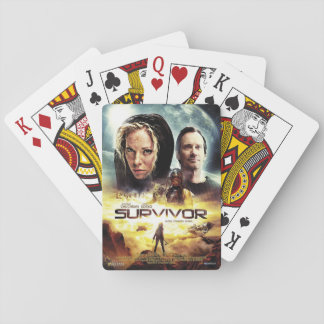 Survivor Playing Cards