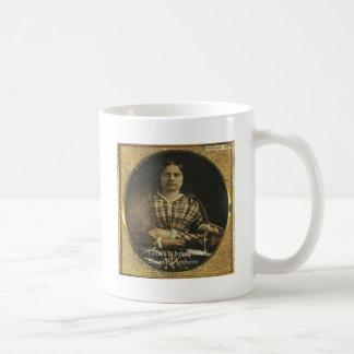 Susan B Anthony Wisdom Quote Gifts & Cards Coffee Mug