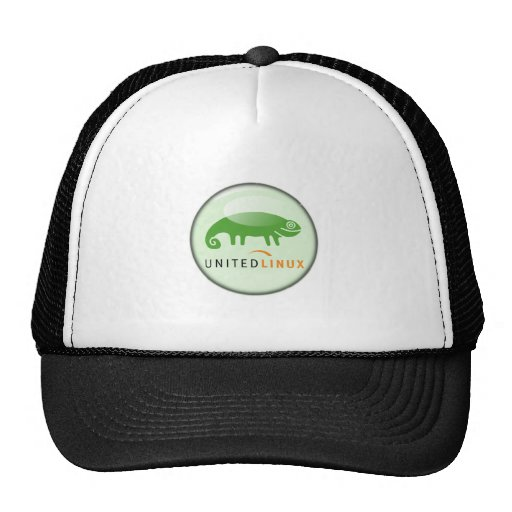 Suse United Linux Trucker Hats