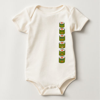 Sushi - baby bodysuit