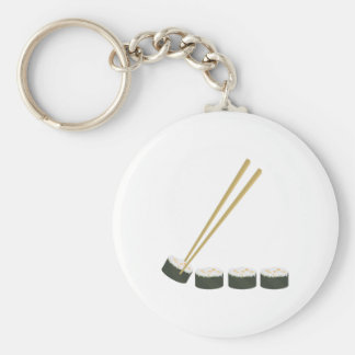 Sushi Dinner Key Chains
