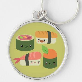 Sushi Friends Key Ring
