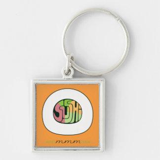 Sushi mmm Keychain