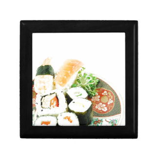 Sushi Small Square Gift Box