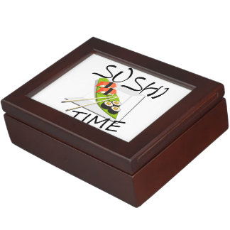 Sushi Time Keepsake Box