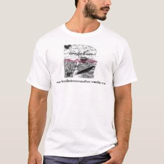 Suspense author Jennifer Brown T-Shirt
