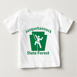 Susquehannock SF Climb Baby T-Shirt
