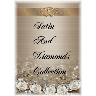 Diamonds and Satin collection