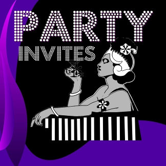 * INVITATIONS For All Occasions Party Events