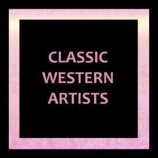 Classic Western Artists