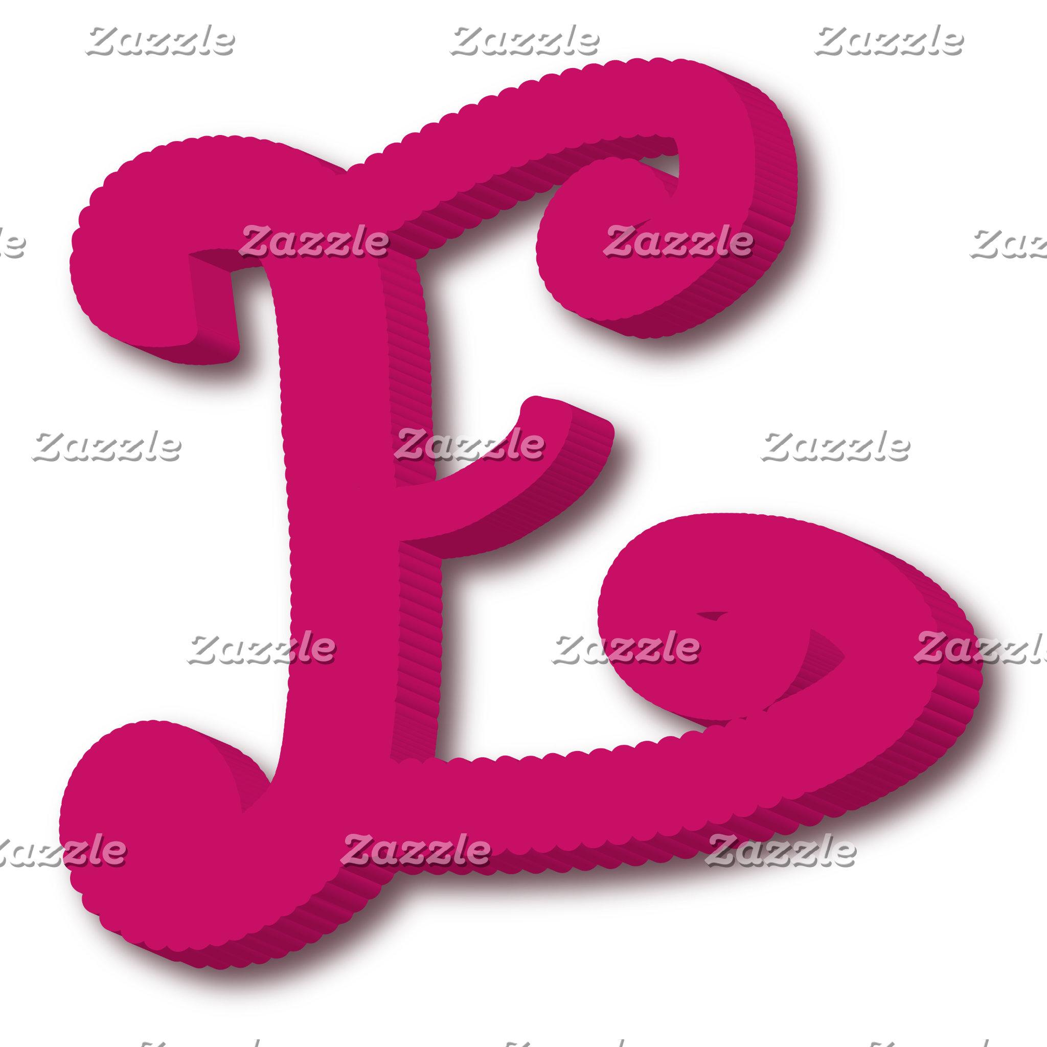 Monograms & Customizable