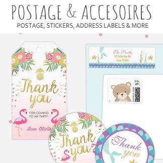 Postage & Accessoires