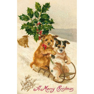 Vintage Christmas & New Year
