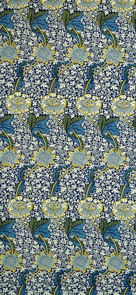 William Morris Kennet (Blue)