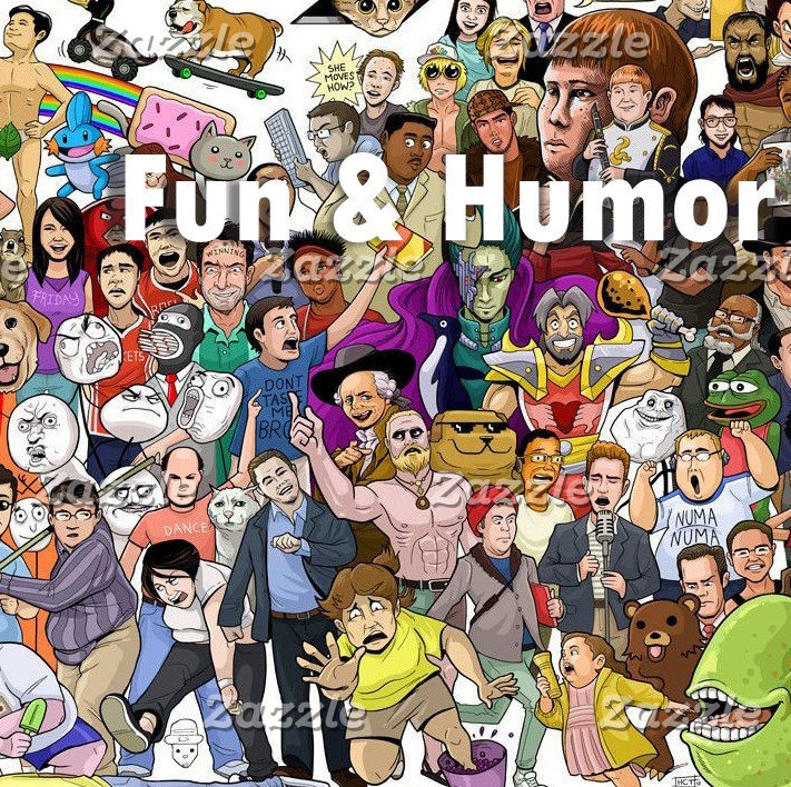 Fun, Humor, Novelty
