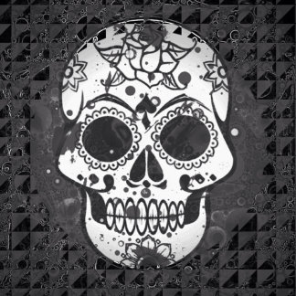 Skulls and Halloween