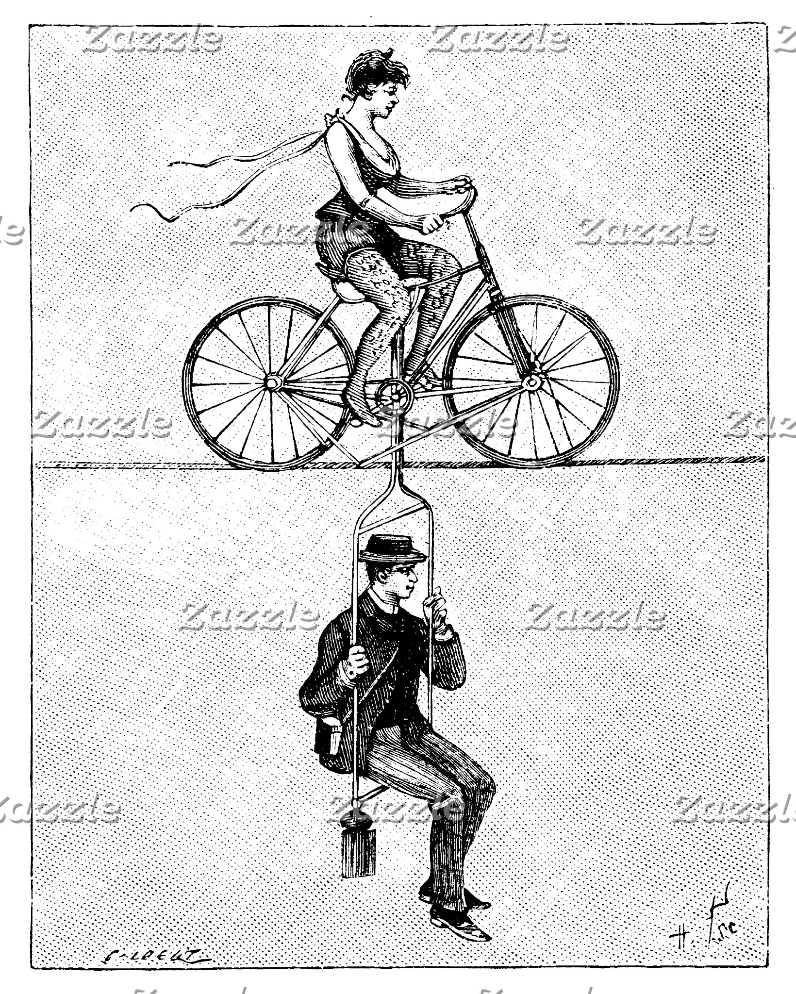 Bicycles - Vintage