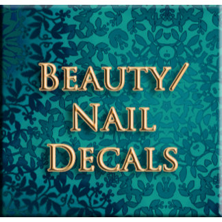 Beauty / Nail Decals