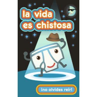 Big Boom - La Vida Es Chistosa / Life Is Funny