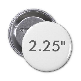 """2.25"""" Round Badges STANDARD"""