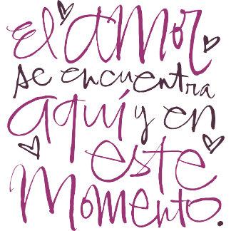El Amor Se Encuentra Aquí / Love is Here