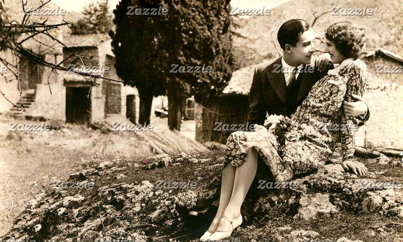 Vintage Kitsch and Ephemera