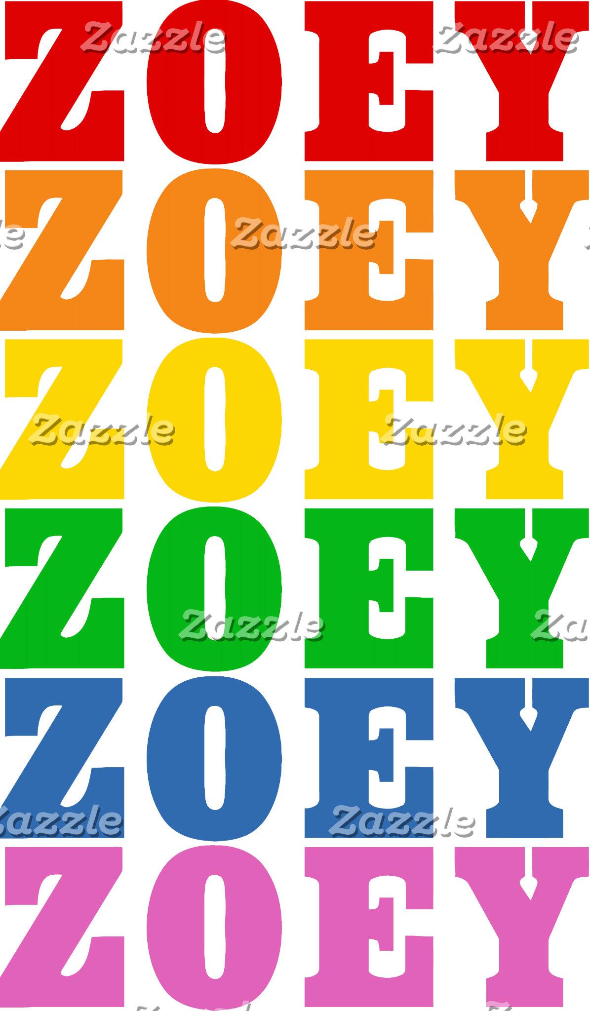 Rainbow Names