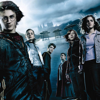HARRY POTTER AND THE GOBLET OF FIRE™