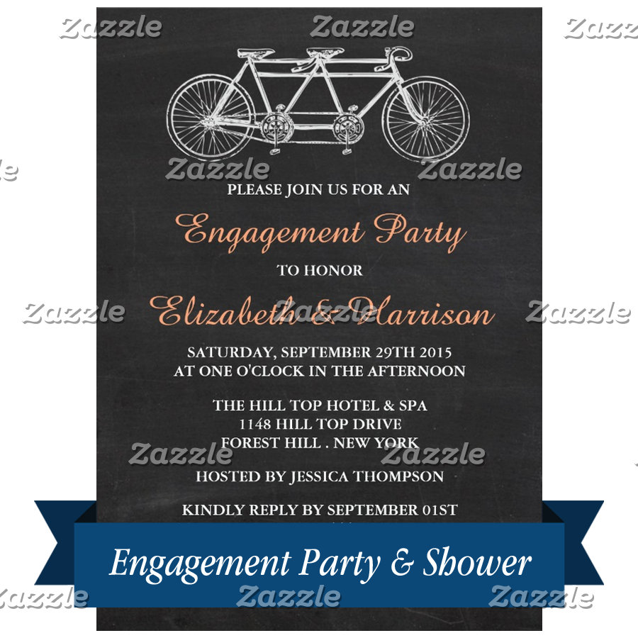 Engagement Party & Shower