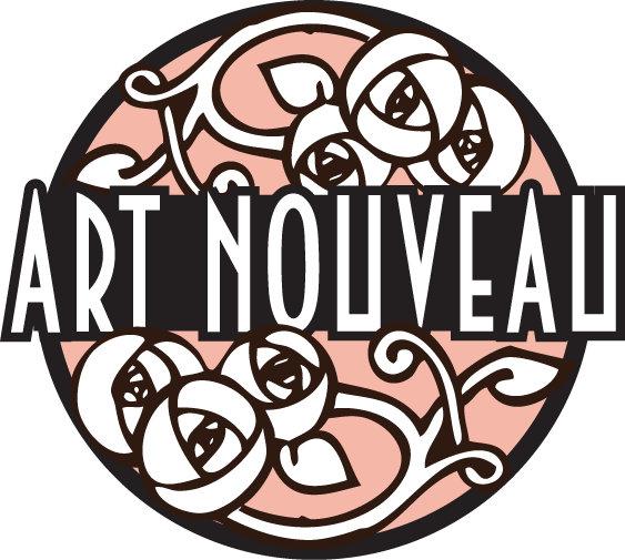 Art Nouveau Wedding Invitations