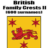 British Family Crests II