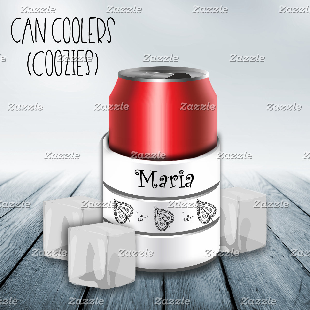 Drinkware~Can Coolers