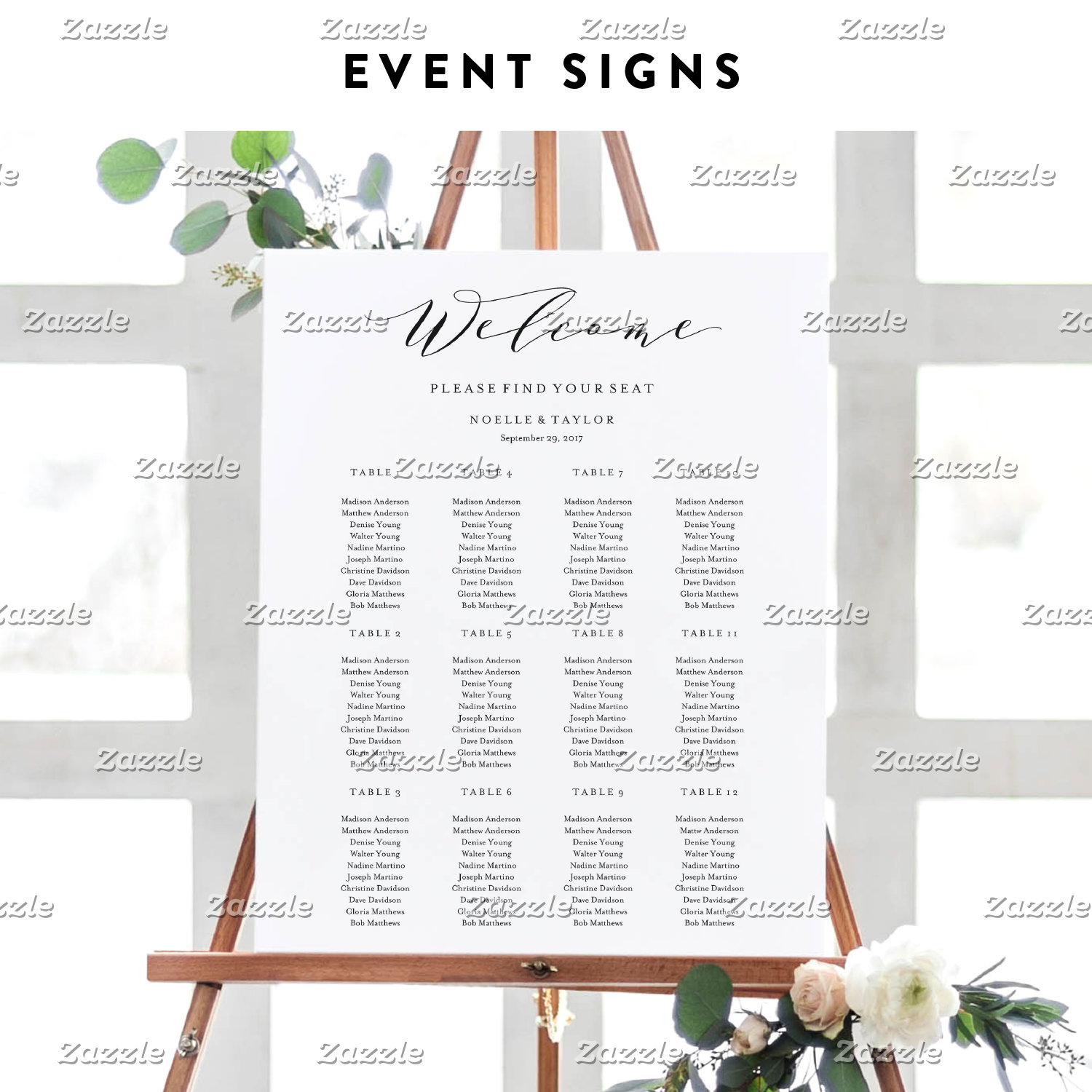 Event Signs