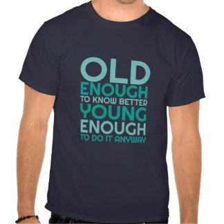 T-shirt: Funny