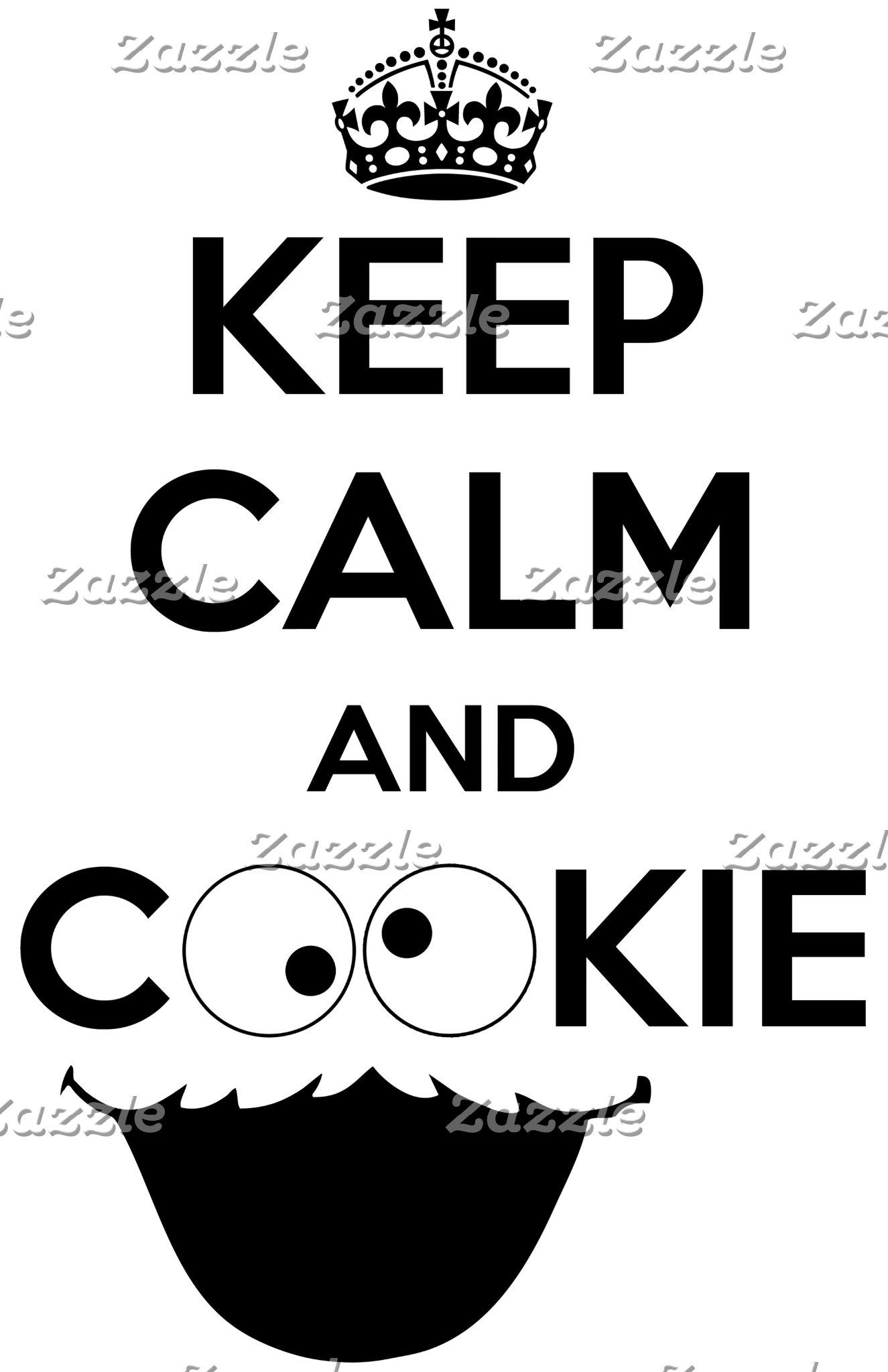Keep Calm Tees