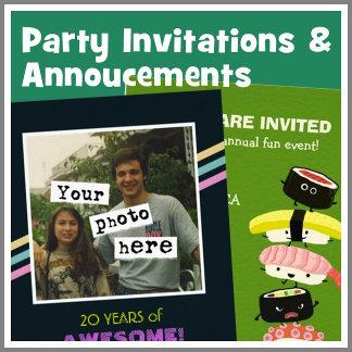 Anniversaries, Birthdays, & More Parties