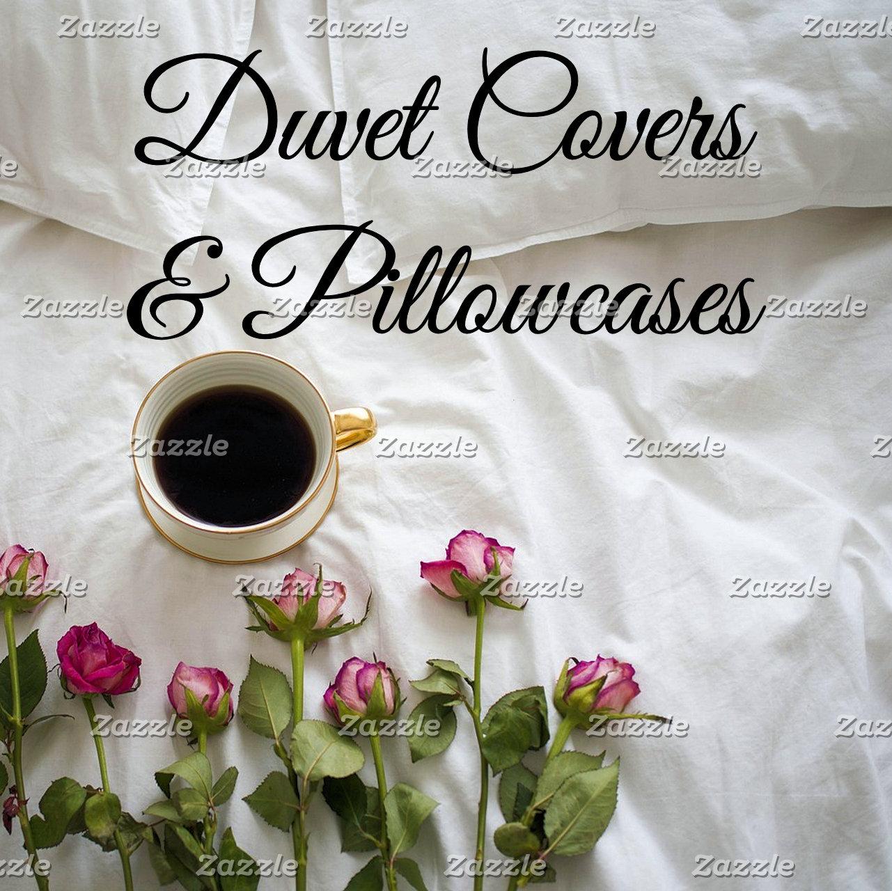 Bedding~Duvet Covers & Pillowcases
