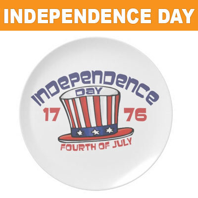 July 4th T-shirts, Patriotic Gifts and Accessories