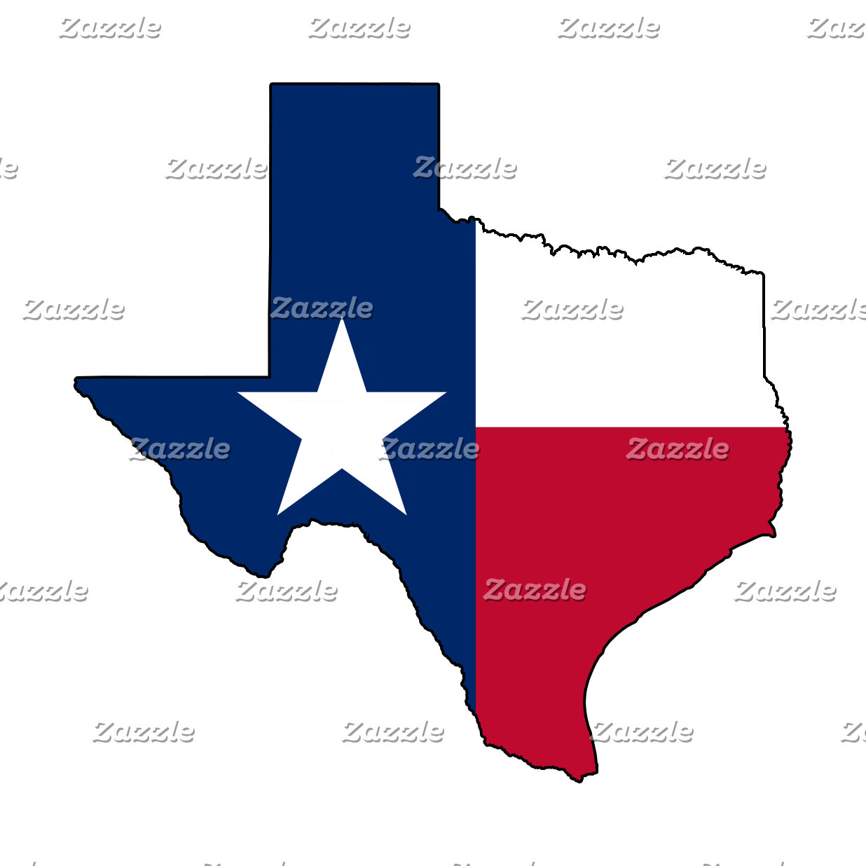 Texas the Lone Star State
