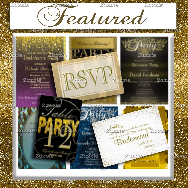 Featured Invitations