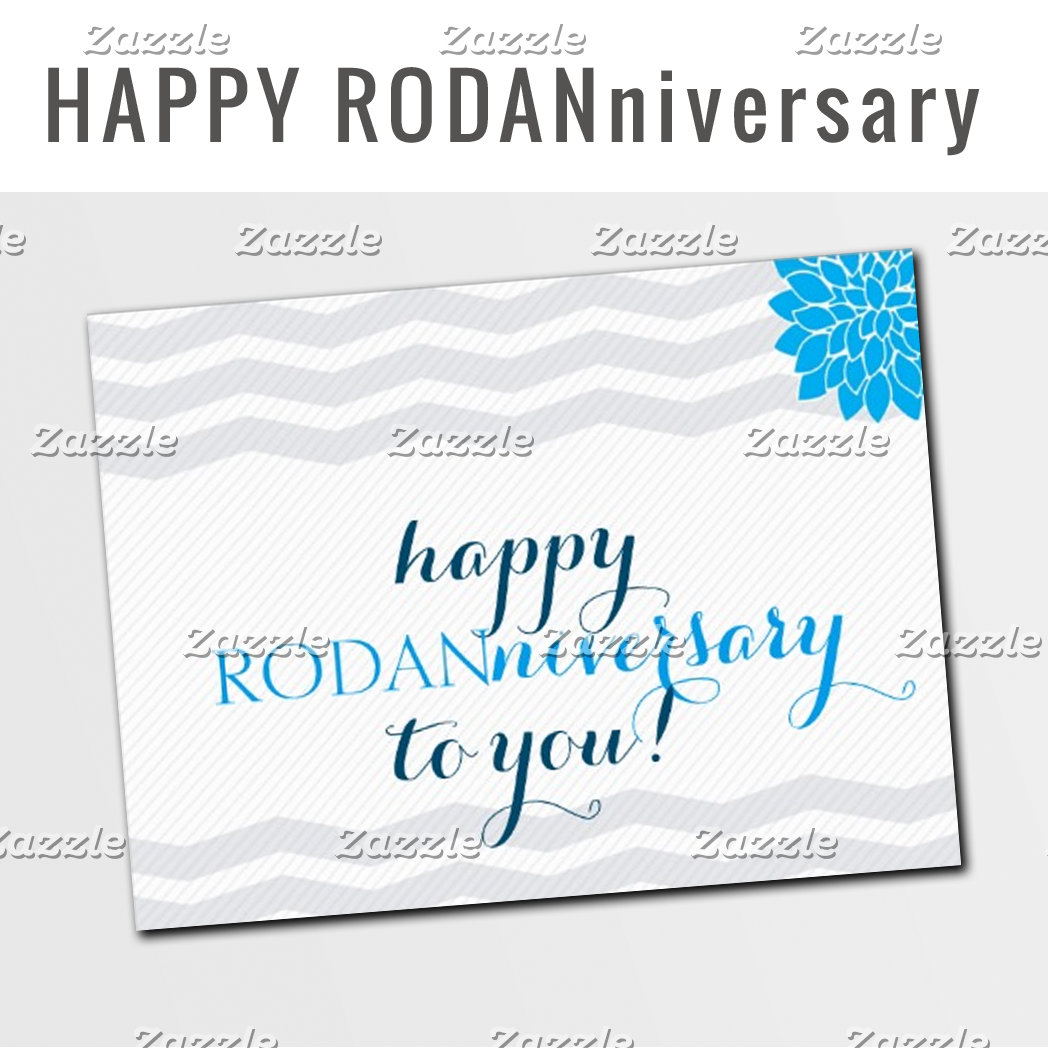 Happy RODANniversary