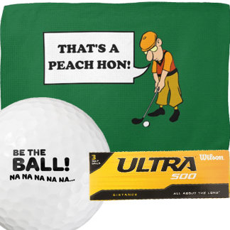 Golf Towels-Balls-Head covers