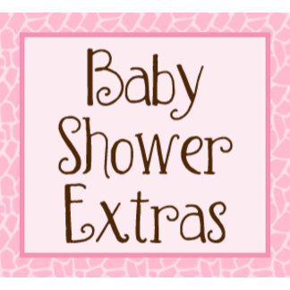 Baby Shower Extras