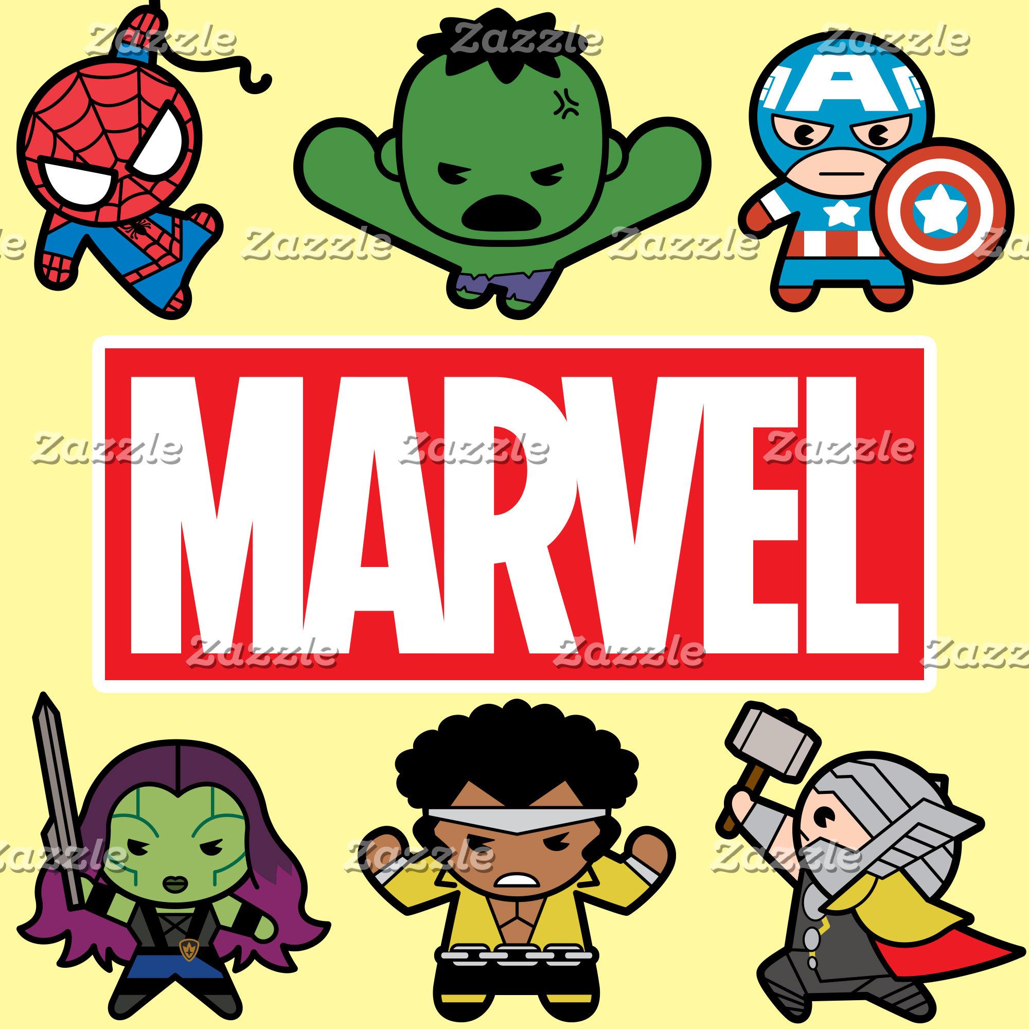 Marvel Kawaii